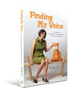 Cover-Finding My Voice-3D