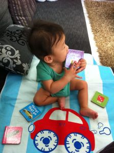 Ways to make reading fun for young children