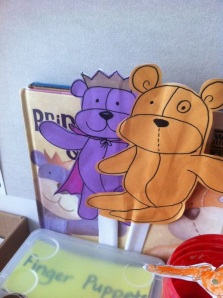PB&PB puppets
