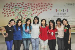 DOTS Volunteers at their 1st Prison Fellowship Singapore Session