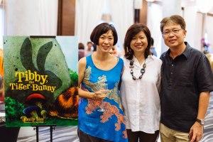 With Diana Ee Tan and Ben Tan