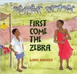 FirstComeZebra cover