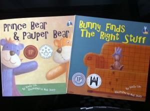 PB&Bunnycovers