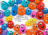 GoodIdeasForYou rock_monsters_pebble_magnets_fridge-51599-165-120-80-c