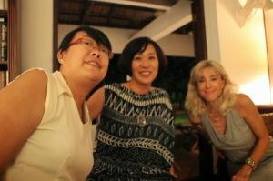 Jacaranda's post AFCC party