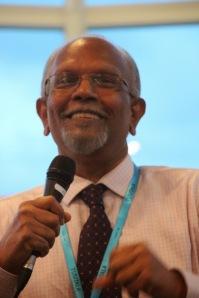 AFCC Founder Ramachandran