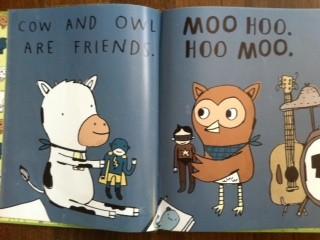 Moo Hoo page