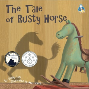 Children's Picture Book on friendship, sacrifice and self-acceptance