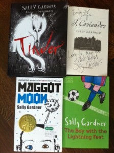Sally Gardner's novels for middle grade and up