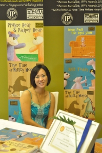 Picture Book launch Bunny Finds The Right stuff