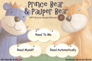 Children's Book App