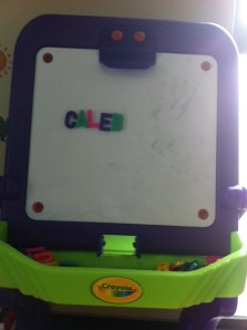 Caleb in magnets