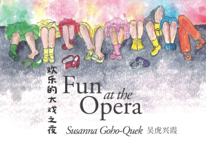 Fun at the opera cover