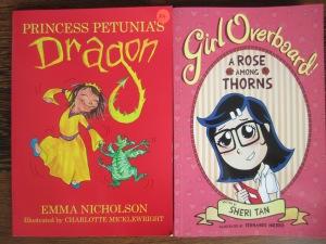 Princess Petunia Girl Overboard
