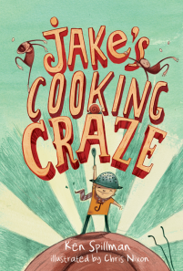 Jake's Cooking Craze - front cover