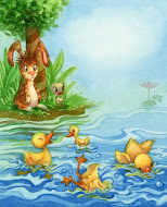 From picture book Tibby & Duckie