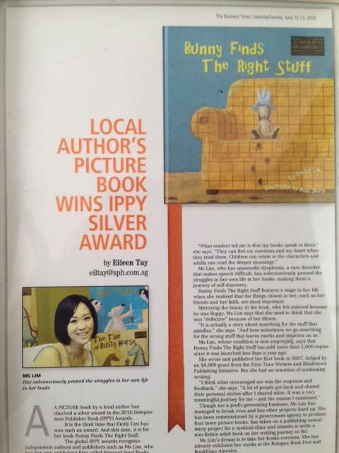 Business Times Jun 12-13, 2010