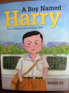 A Boy named Harry