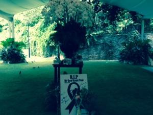 memorial lawn