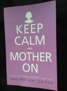Keep Calm & Mother On Cover