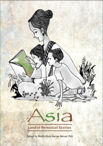ASIA Land of Perennial Stories cover