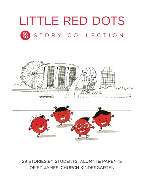 Little Red Dots Collection (front cover)