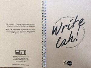 Write Lah