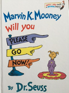 Marvin K Book cover