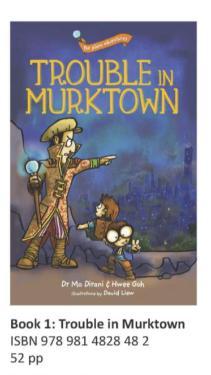 murktown coverl