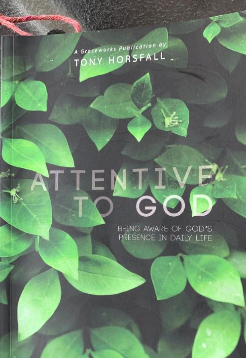 Attentive to God cover