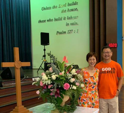DORSCON Orange Statement