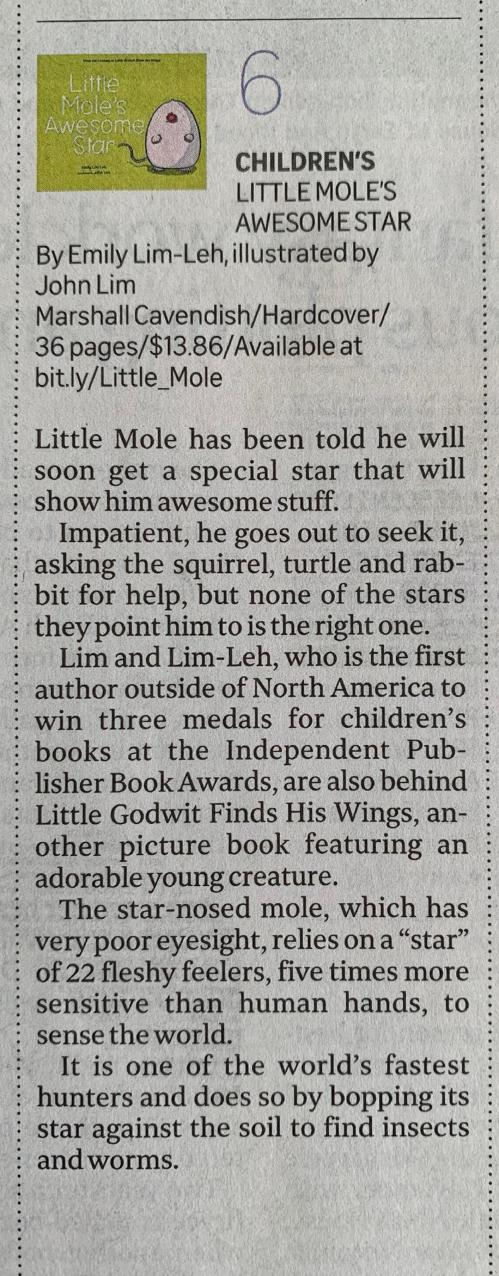 Little Mole Review