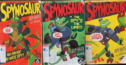 Spynosaur